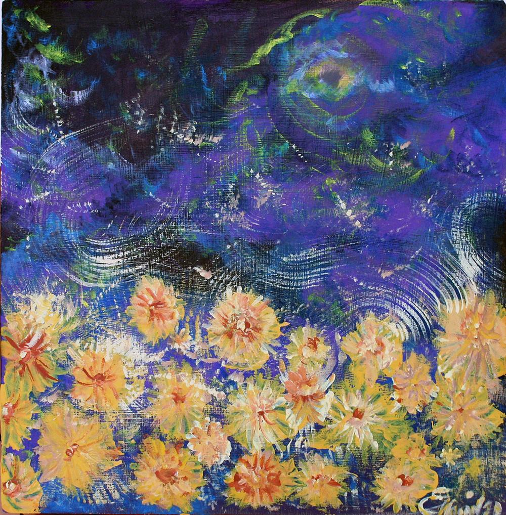 Eduardo Alarcón Orozco - Las Flores en Fuga