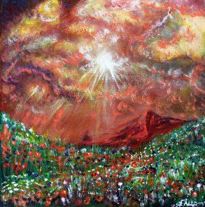 Eduardo Alarcón Orozco - La Galaxia de las Flores
