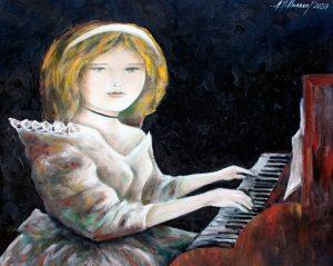 Andrys Villarreal - La Pianista