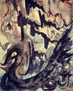 Eduardo Alarcón Orozco - Cisne Negro