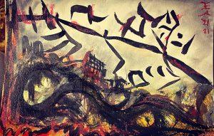 Eduardo Alarcón Orozco - Serpiente de Fuego